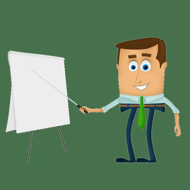 Businessman Cartoons Training  - PanJoyCZ / Pixabay